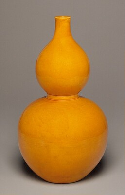 Vase in the Shape of a Double Gourd