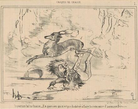 Ouverture de la chasse