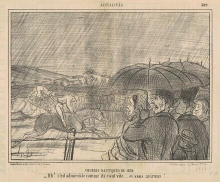 Courses nautiques de 1856