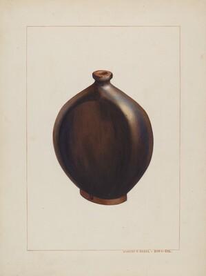 Stone Flask
