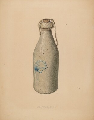 Weiss Beer Bottle