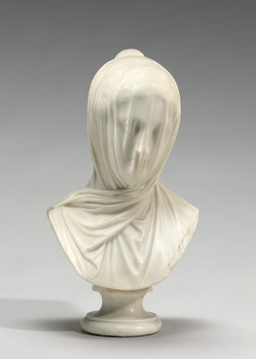 Veiled Bust (The Veiled Nun)