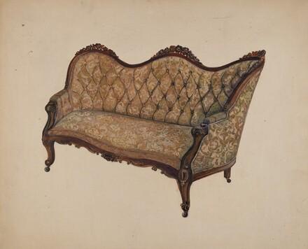 Settee - Sofa