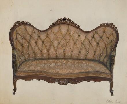 Settee-Sofa