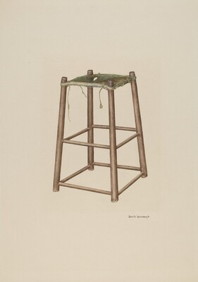 Office High Stool