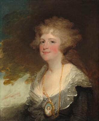 Sarah Shippen Lea (Mrs. Thomas Lea)