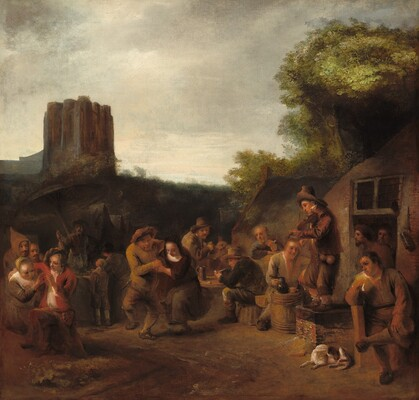 Conviviality Near the Inn
