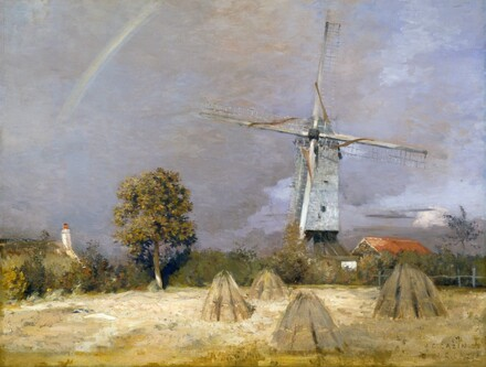 The Great Windmill and the Rainbow