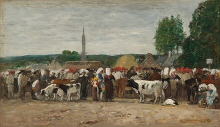 Fair in Brittany