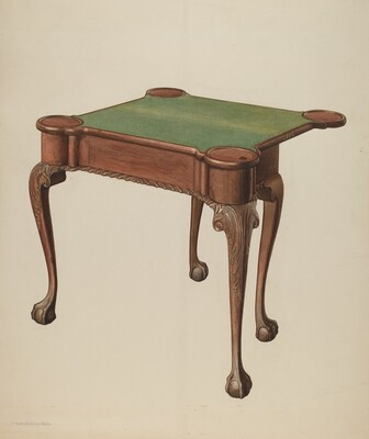 Card Table