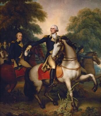 Washington before Yorktown
