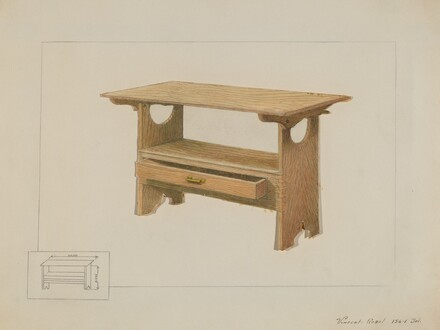Kitchen Bench Table