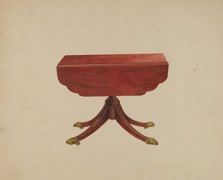 Table Pedestal