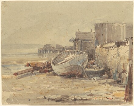 Beached Vessel