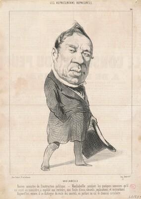 Achille Tenaille de Vaulabelle