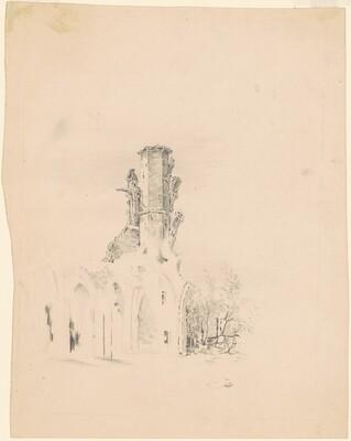 A Gothic Ruin