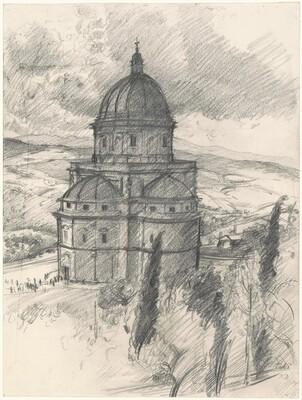 Church of Santa Maria della Consolazione, Todi, Italy