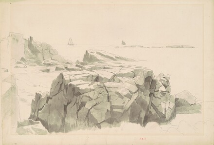 Shag Rocks, Nahant, Massachusetts
