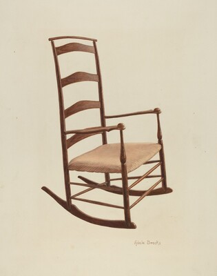 Shaker Chair - Rocker
