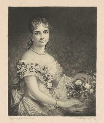 Mrs. J. Coleman Drayton (Charlotte Augusta Astor)