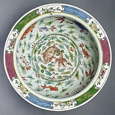 Large Fish Bowl