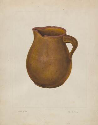 Earthen Pitcher