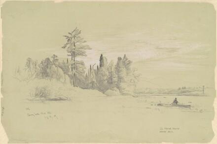 Cherry Lake, White Mountains