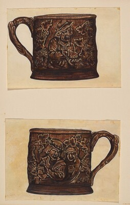 Toby Mug Set (2 pieces)