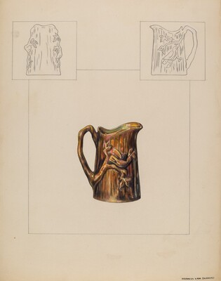 Pitcher (Individual Creamer)
