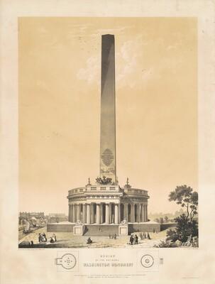 Design of the National Washington Monument