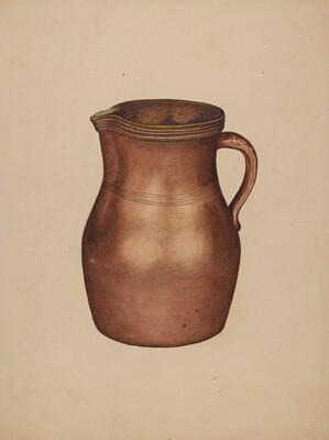 Pottery Jug