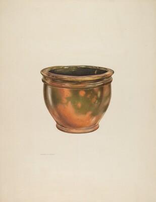 Galena Pottery (Bowl)