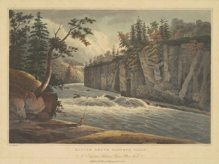 Rapids Above Hadley's Falls