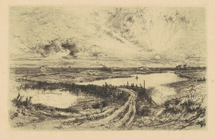Sunrise—The Pond, Easthampton, Long Island