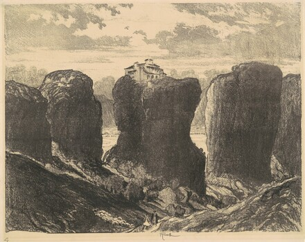 The Cliffs of the Trinity