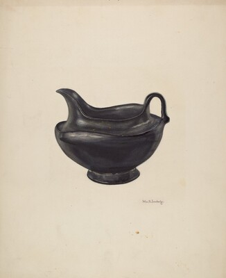 Moravian Pitcher