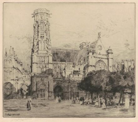 Saint Germain, L'Auxerrois