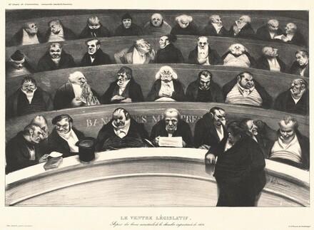 Le Ventre Législatif (The Legislative Belly)