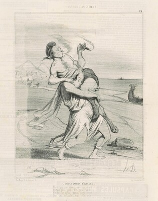 L'enlevement d'Hélène