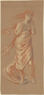Study for Greek Girls Bathing [recto]