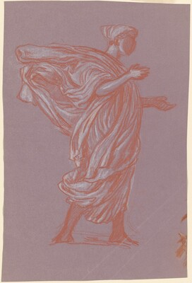Standing Figure, (study for Greek Girls Bathing)