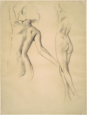 Studies for Dancing Figures