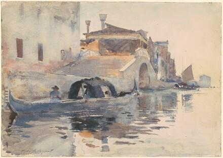 Ponte Panada, Fondamenta Nuove, Venice