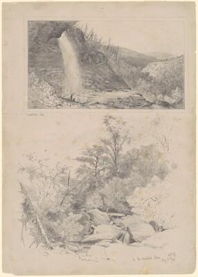 Kaatskill Fall; and In the Kaatskill Clove