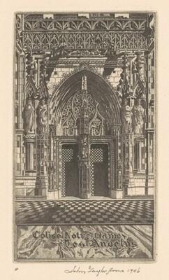 Precious Stones, Eglise Notre Dame des Andelys