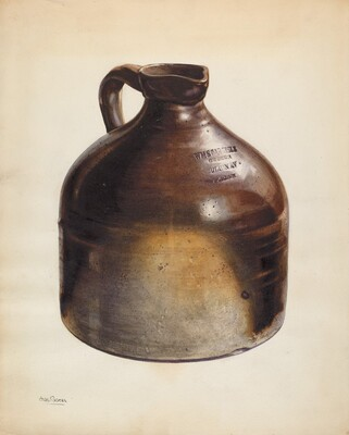 Jug for Molasses