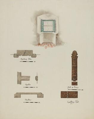 Window Recess, and Casement Details