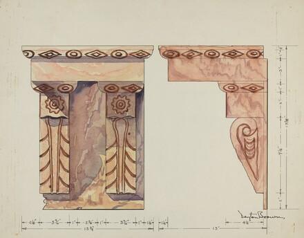 Wall Bracket (Ecclesiastical)