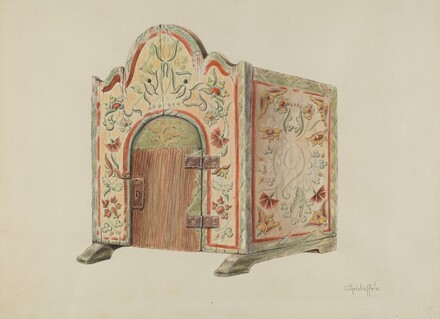 Tabernacle (Ecclesiastical Furniture)