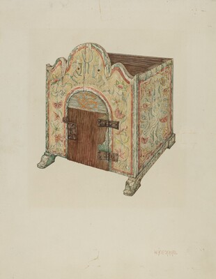 Tabernacle (Ecclesiastical Furniture)